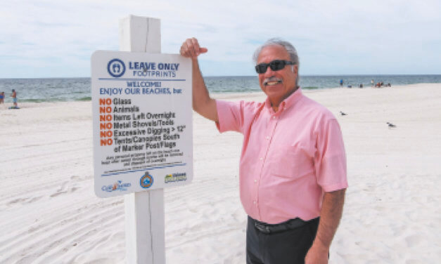 Replenishing of beach sands is tricky business