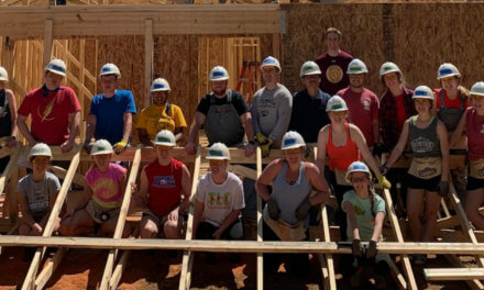 Shelter, Strength and Stability Through Habitat for Humanity