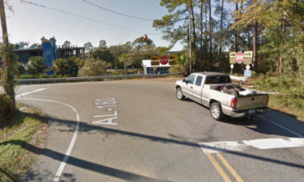 Gulf Shores looks for solution to 90-degree Canal Road curve