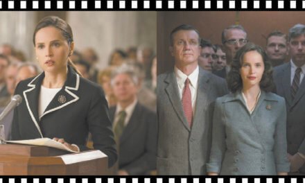 From Kiki to RBG, 'On the Basis of Sex' is a fascinating flick
