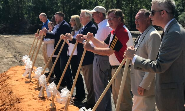 Officials break ground at Mobile County Soccer Complex