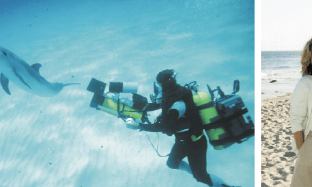 Documentary celebrates life of acclaimed underwater filmmaker