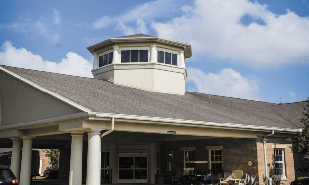 Memorial Day meaningful to residents of Bay Minette's State Veterans Home