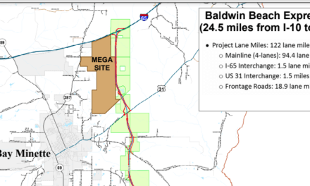 Baldwin voters get to decide on Beach Express toll (updated)