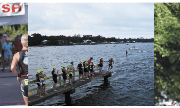 Publix Grandman Triathlon marks milestone of promoting environment