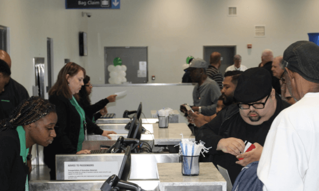 Via Airlines cancels most flights nationally, Frontier 'good' at Brookley