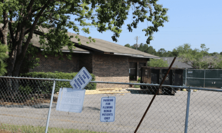 Planned Parenthood sues state over abortion law, while work continues on Mobile clinic
