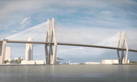 Bridge project contract held up by local legislators