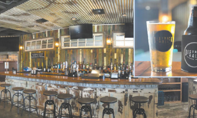District Hall — new home for Green Drinks