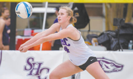 Gulf Shores becomes epicenter of collegiate beach volleyball