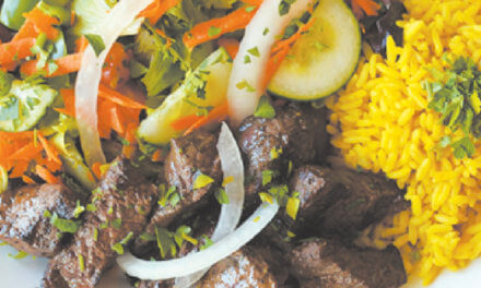 Fairhope Lebanese restaurant popular with celebs, local gourmands