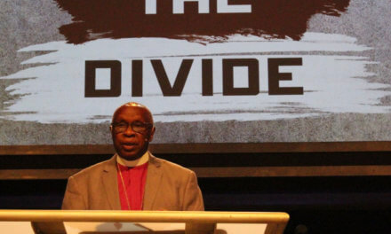 Rwanda archbishop speaks on racial division