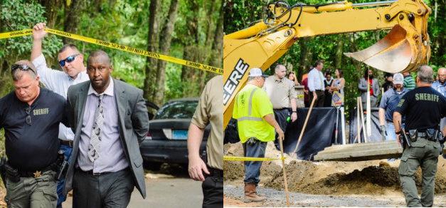 Funeral director arrested after grave exhumation in Prichard
