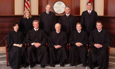 Supreme Court: In-person hearings can resume, jury trials cannot