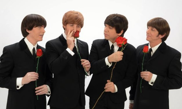The Fab Four invades The Saenger