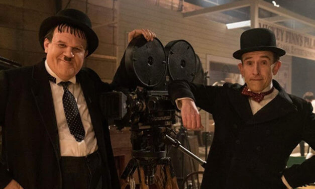 Laurel and Hardy biopic sedate but moving