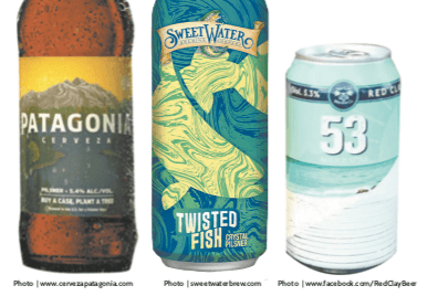 Beers that give back