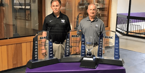Spring Hill women earn SIAC Commissioner's Cup