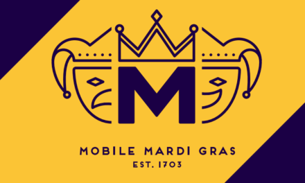 County adopts 'uniform Mardi Gras' flag, logo