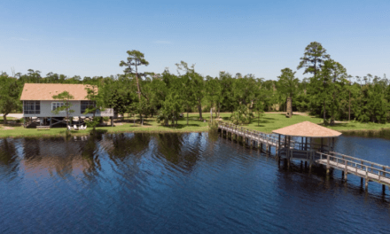 National Geographic recognizes Gulf State Park's cottages