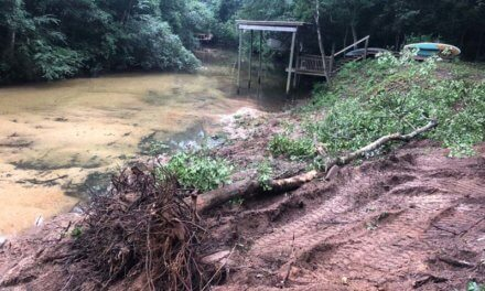 Fairhope halts unpermitted construction in sensitive watershed
