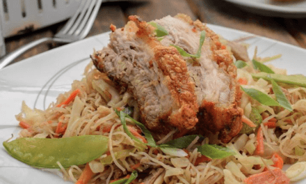 Rare Filipino restaurant serves plentiful portions