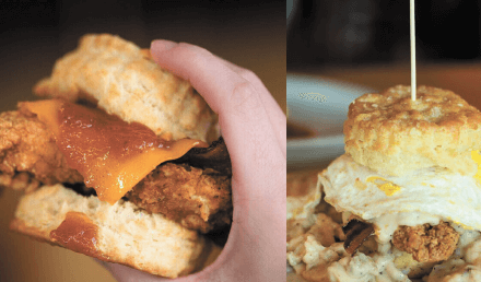 Maple Street Biscuit Company comes to Old Shell this week