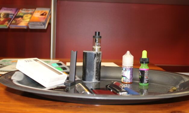 Vaping crisis comes to Mobile, local illnesses reported