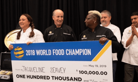 Executive sous chef at Island View Casino Resort wins Final Table at WFC