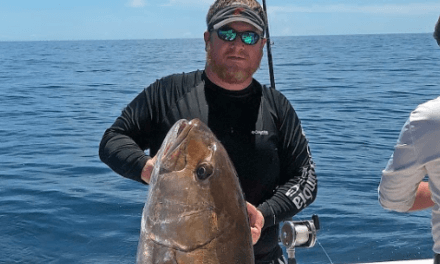 Record passes between two Mobile County fishermen