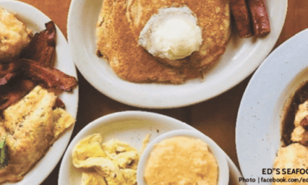 Ed's Seafood Shed offering weekend breakfast