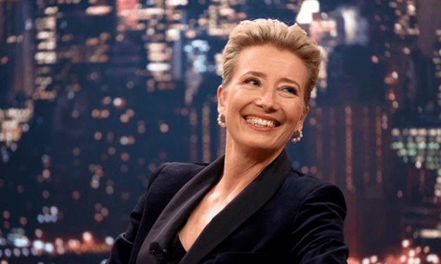 Emma Thompson 'snaps, crackles and pops' in 'Late Night'