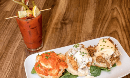 Start your Football Saturdays with Ruby Slipper Café