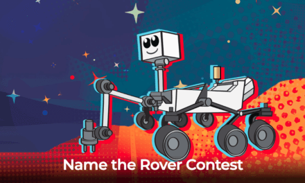K-12 students invited to enter contest to name Mars rover