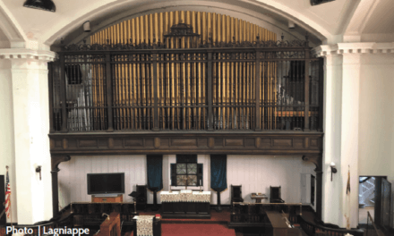 Government Street Methodist to host organ fundraising
