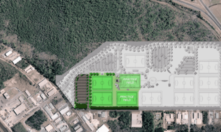 City weighs contribution to Mobile County soccer complex