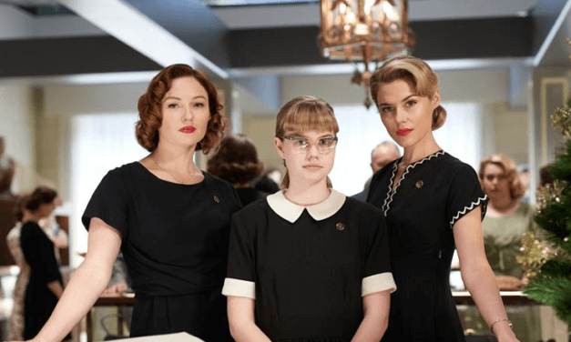 Expand your horizons with 'Ladies in Black'