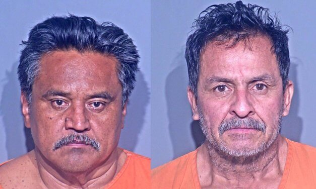 BCSO arrest two California men for trafficking cocaine