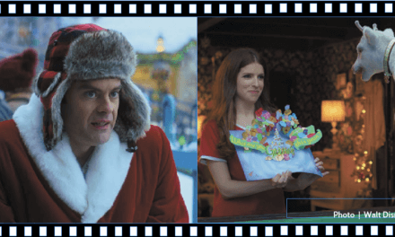 I'm 'streaming' of a perfect Christmas movie