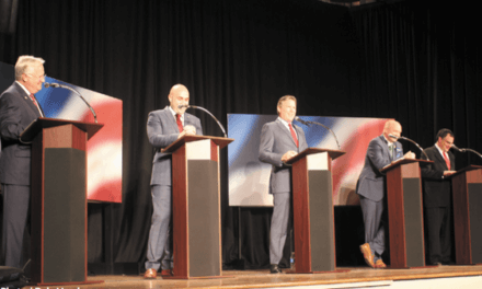 District 1 race – GOP candidates face off during first congressional debate