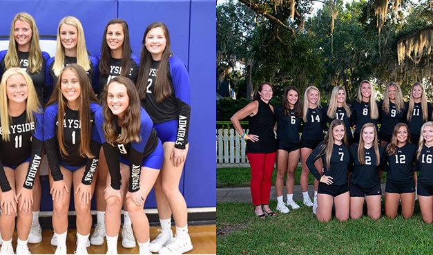 Bayside, Spanish Fort bring home state volleyball titles