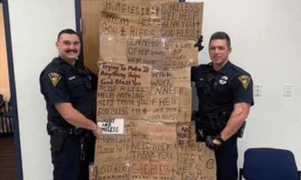 MPD apologizes for 'insensitive gesture' about the homeless