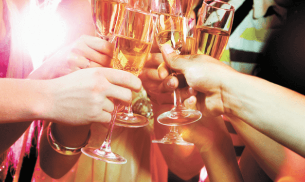 Wine and dine like a pro on New Year's Eve
