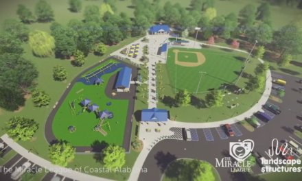 Summerdale all-inclusive park starts putting in playground