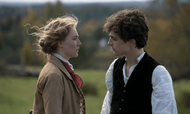 'Little Women' is a fresh, vital version of a well-loved story