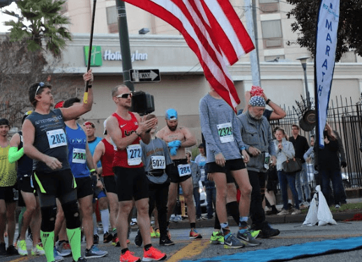 Marathon runners take over the streets of Mobile this weekend