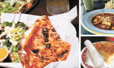 Funky Satori has new owners, new menu and new pizza oven