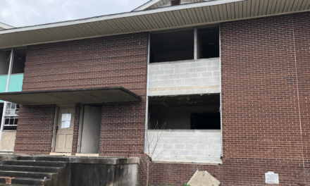Mobile to bring down long-abandoned housing complex