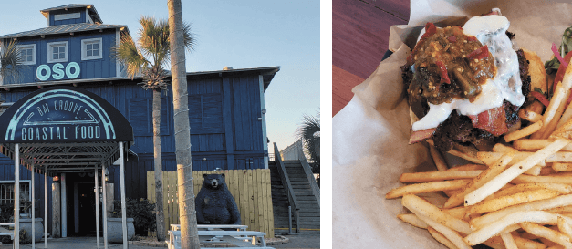 New restaurant OSO comes to Orange Beach
