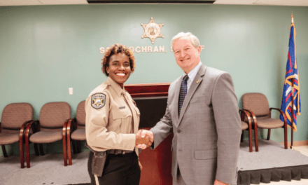 MCSO promotes first female lieutenant – Terri Hall becomes highest-ranking female deputy